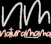 logo naturamama bicolor nm gris